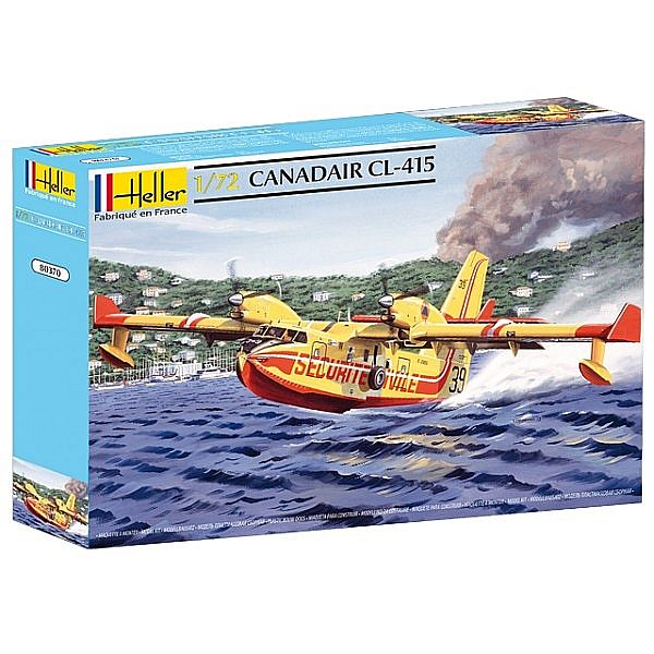 Byggmodell - Canadair CL-415 - 1:72