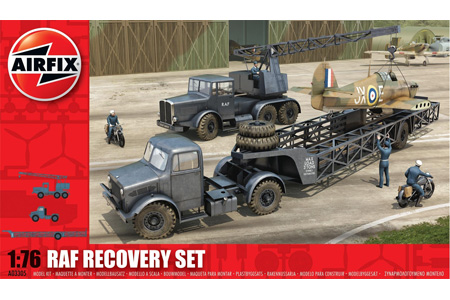 RAF Recovery Set - 1:76 - Airfix