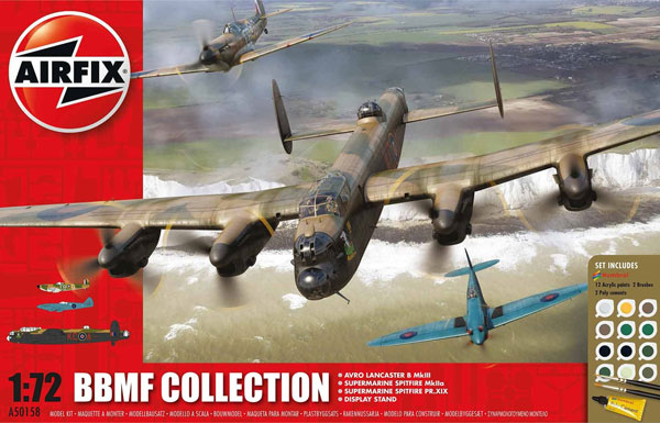 Byggmodell - BBMF Collection - 1:72