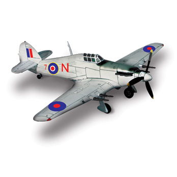 Forces Of Valor - 1:72 U.K Hurricane RAF