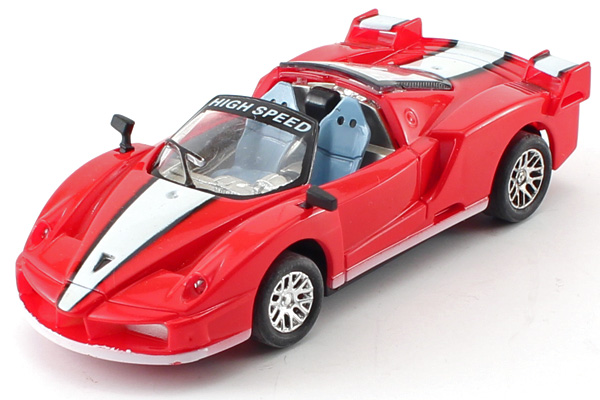 Radiostyrd bil - 1:64 - RC Speed 2 - RTR