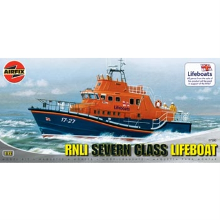 RNLI Servern Class Lifeboat - 1:72 - Airfix